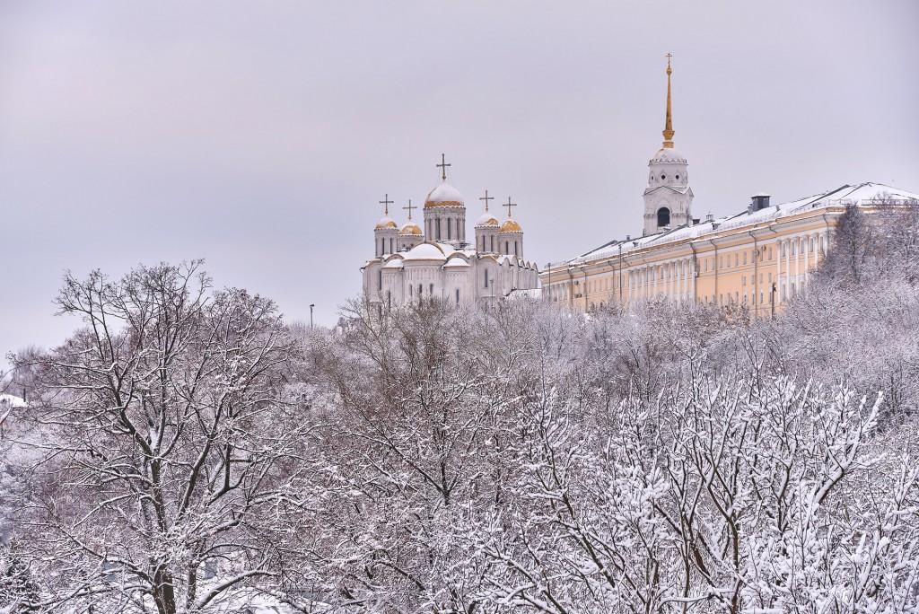Зимний Владимир - продолжение ( декабрь 2017 ) 05