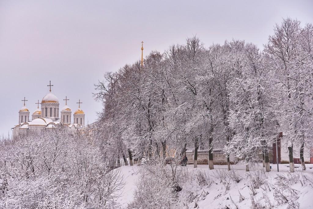 Зимний Владимир - продолжение ( декабрь 2017 ) 06