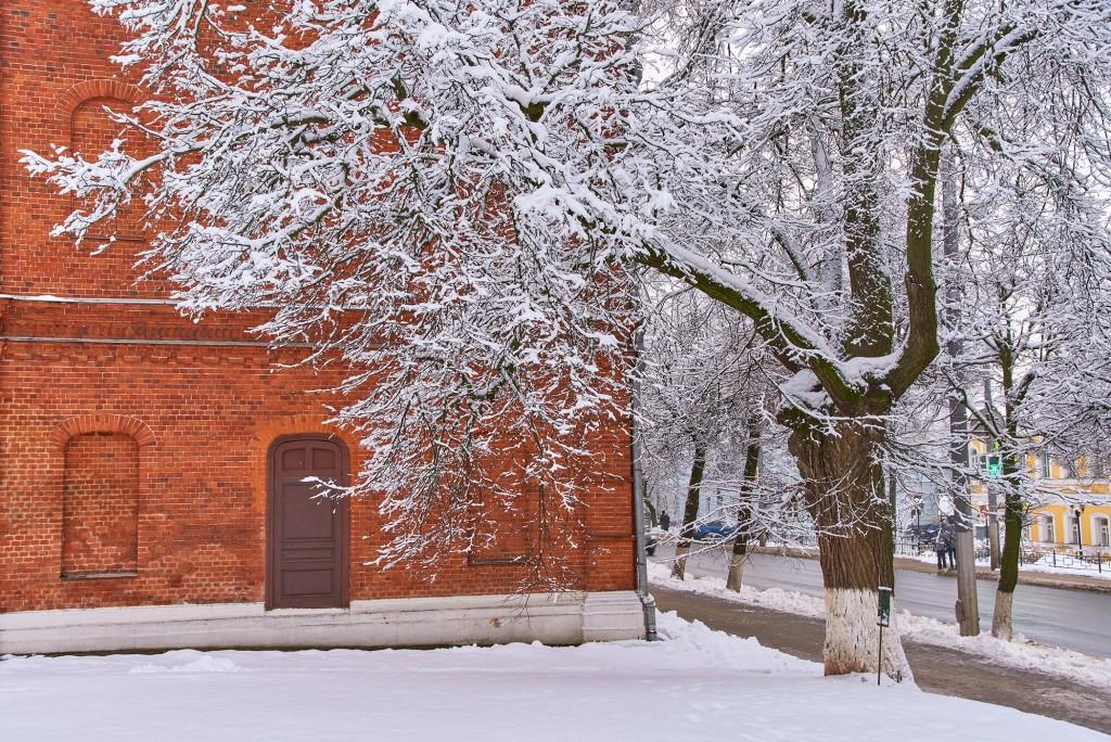 Зимний Владимир - продолжение ( декабрь 2017 ) 10