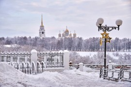 Зимний Владимир — II ( декабрь 2017 )