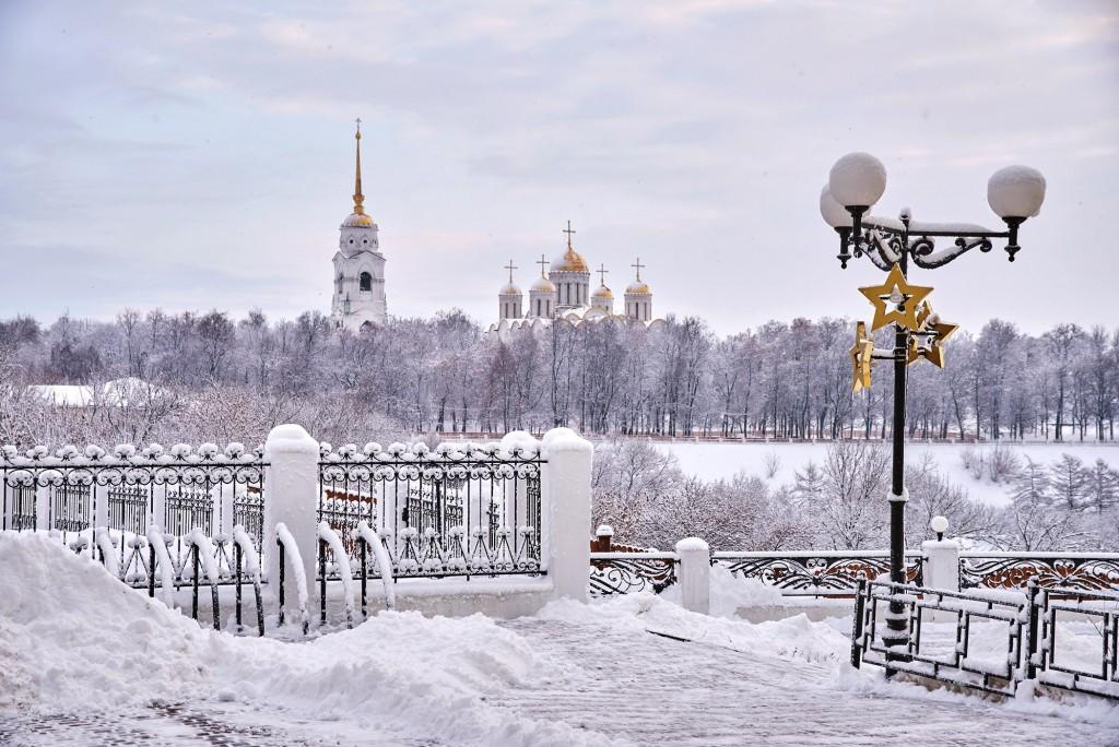 Зимний Владимир - II ( декабрь 2017 ) 01