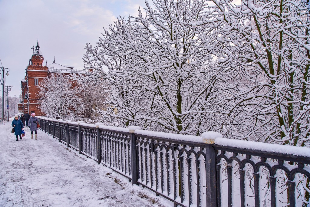 Зимний Владимир - II ( декабрь 2017 ) 02