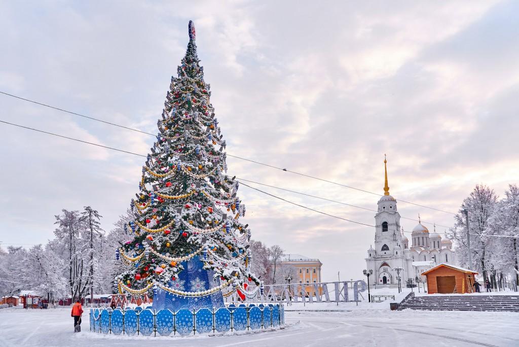 Зимний Владимир - II ( декабрь 2017 ) 06