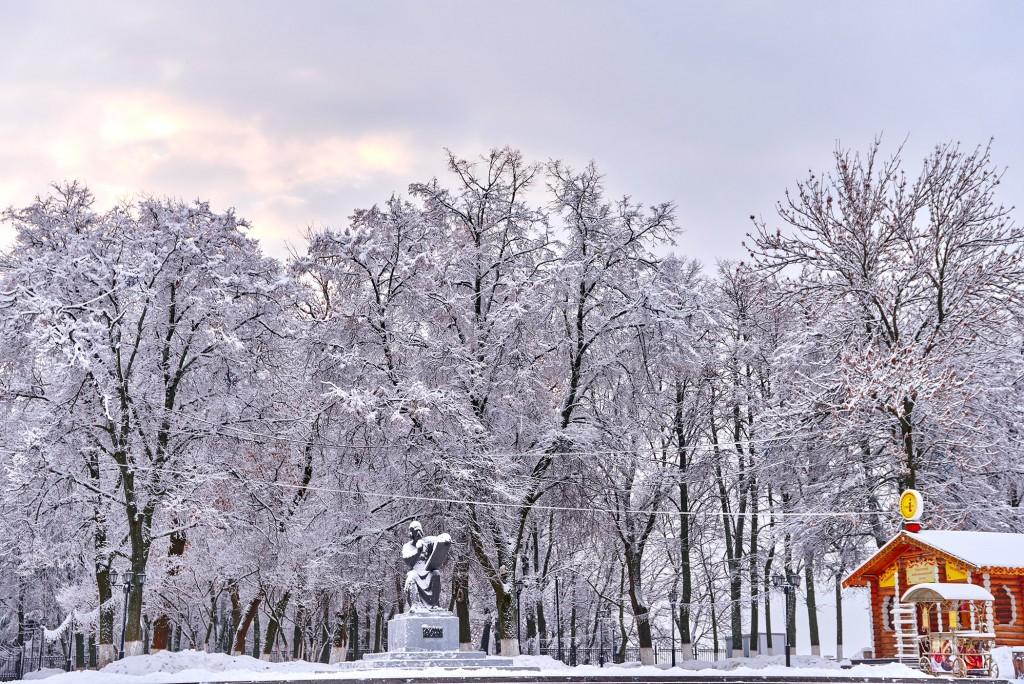 Зимний Владимир - II ( декабрь 2017 ) 07
