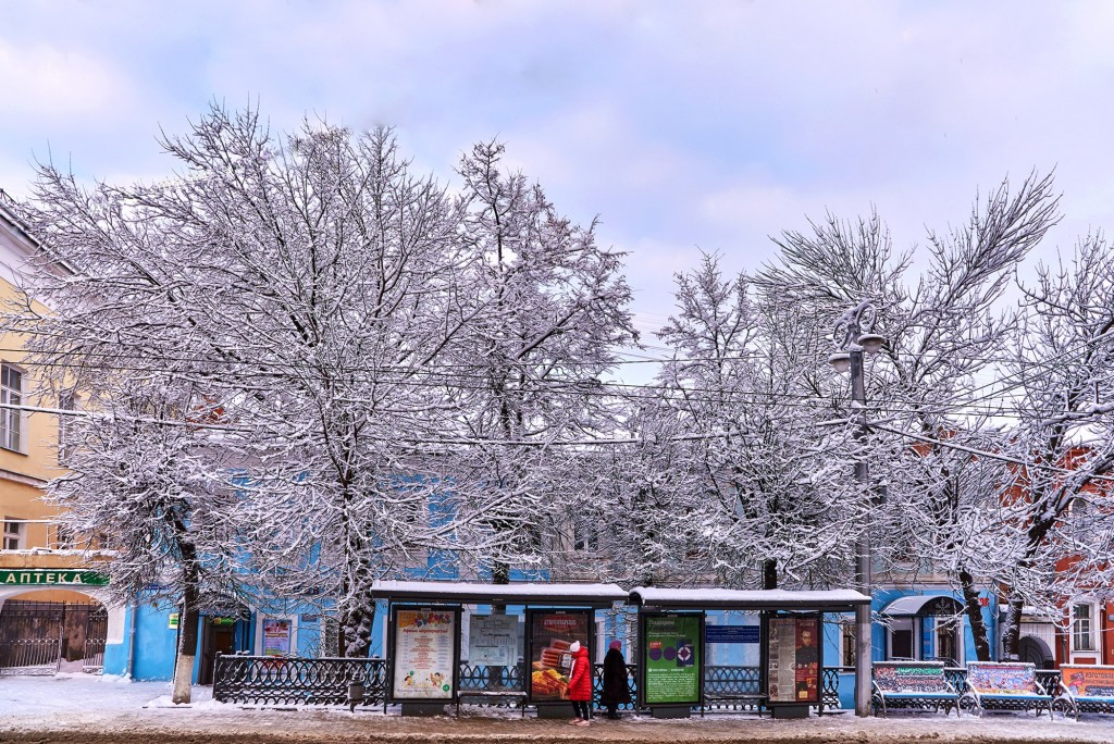 Зимний Владимир - II ( декабрь 2017 ) 08