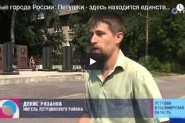 Малые города России: Петушки