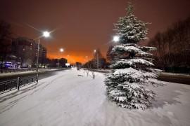 Огоньки вечерние ( декабрь, Владимир )