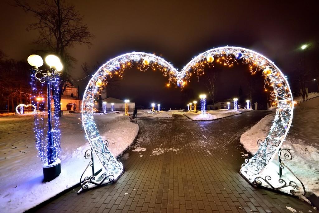 Огоньки вечерние ( декабрь, Владимир ) 04