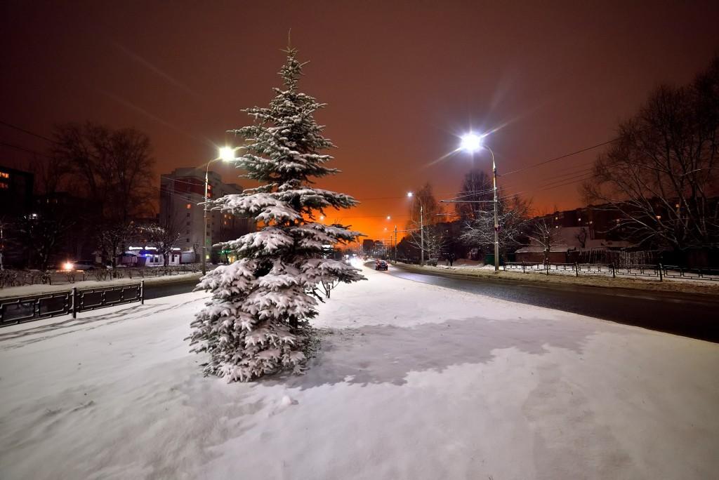 Огоньки вечерние ( декабрь, Владимир ) 05
