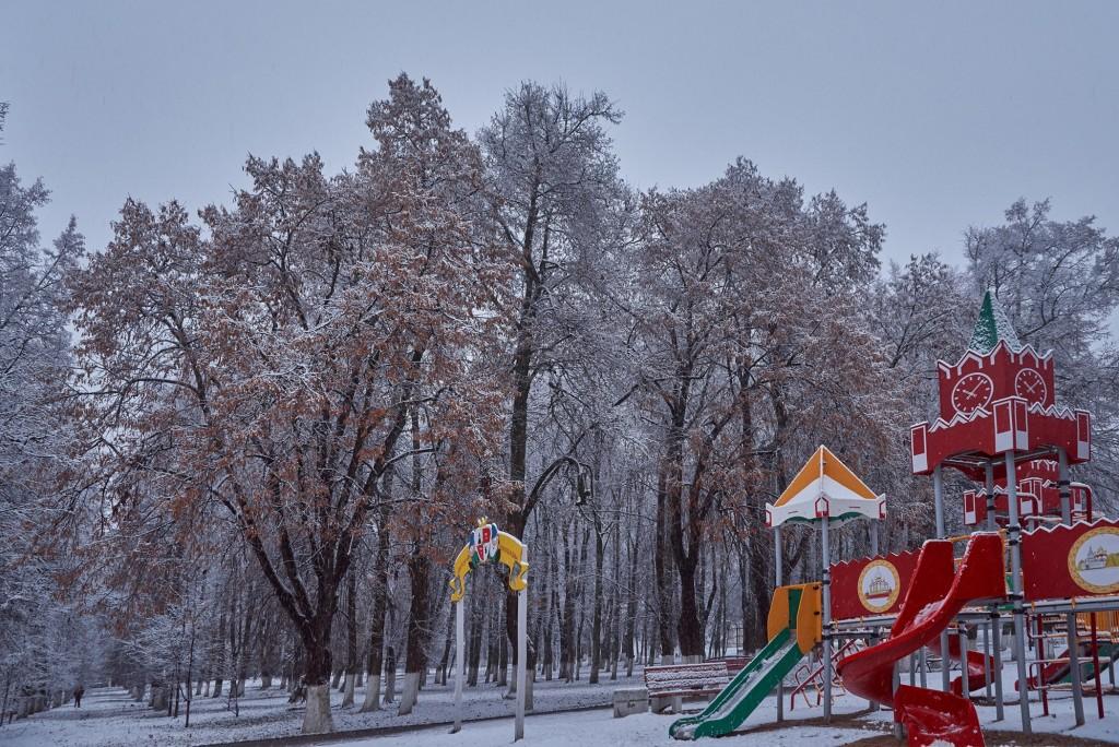 Первые дни зимы во Владимире 01
