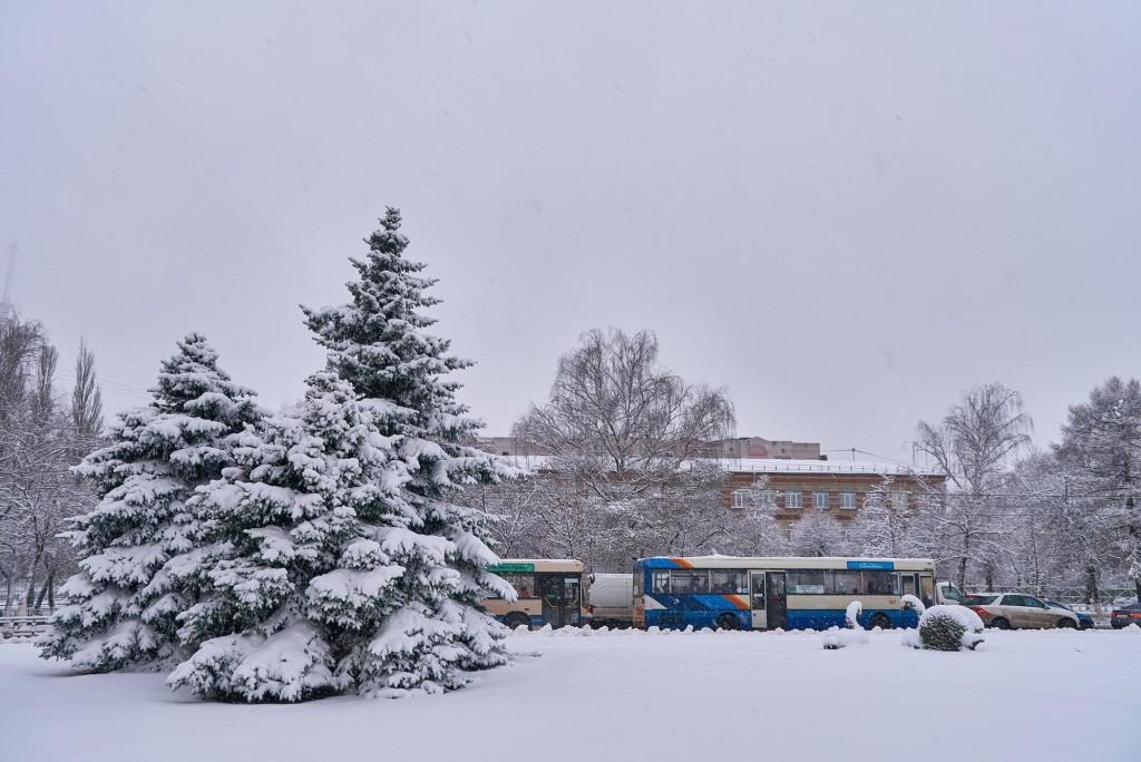 Первые дни зимы во Владимире 04