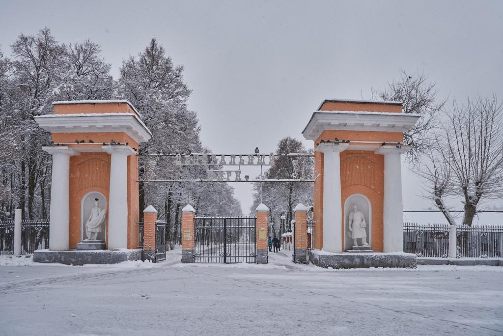 Первые дни зимы во Владимире 07
