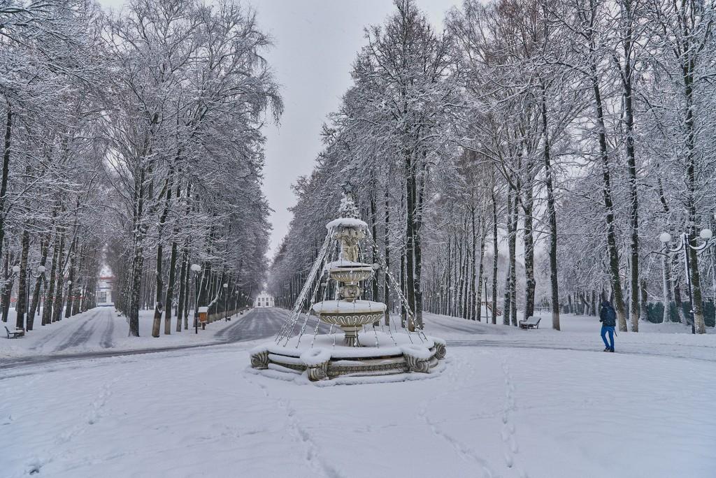 Первые дни зимы во Владимире 08