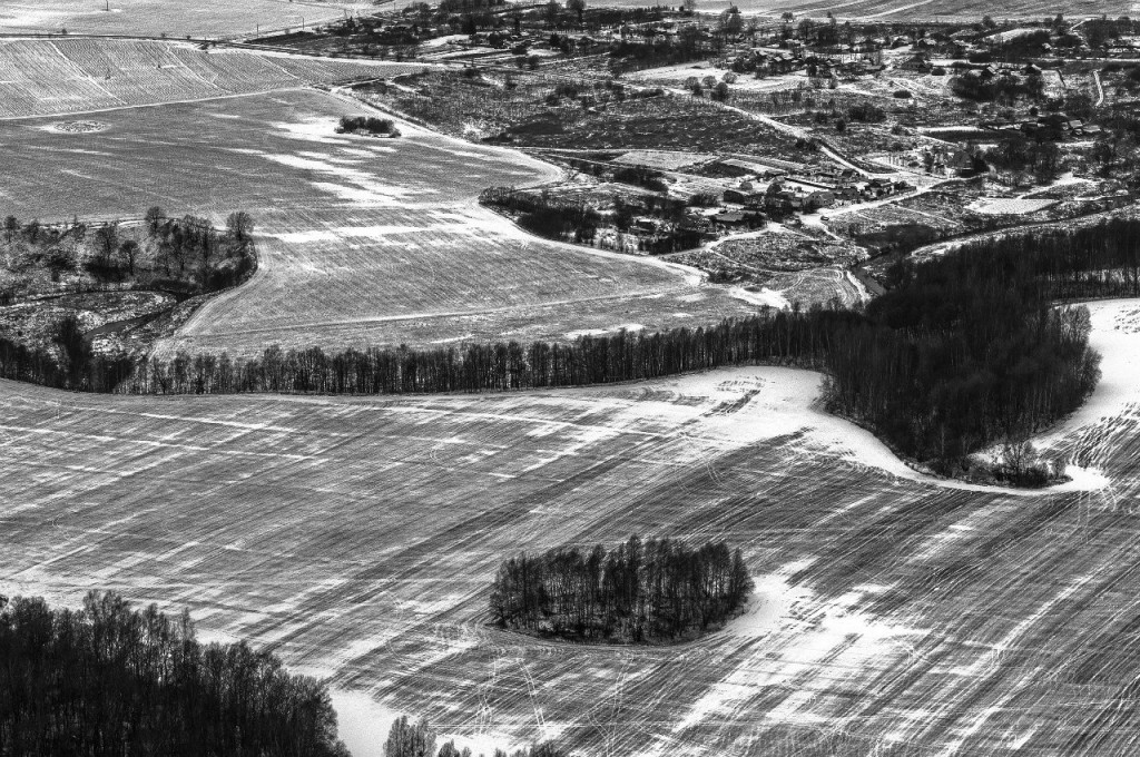 Полёт на вертолете над Владимирской областью 15