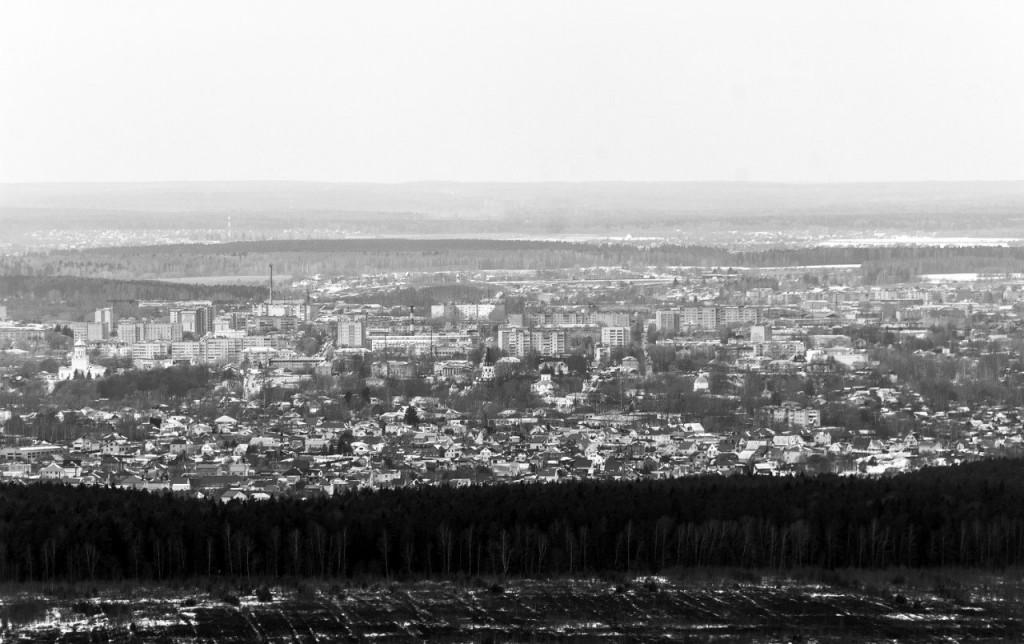 Полёт на вертолете над Владимирской областью 22