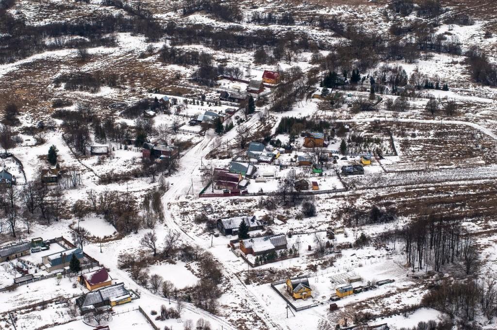Полёт на вертолете над Владимирской областью 27