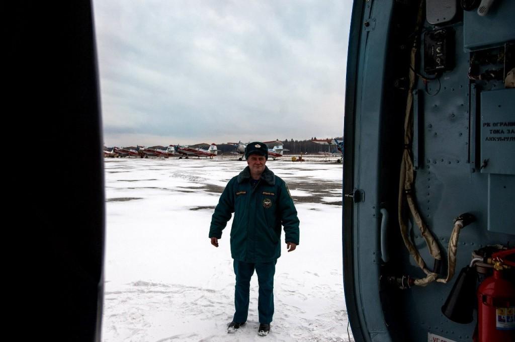 Полёт на вертолете над Владимирской областью 32
