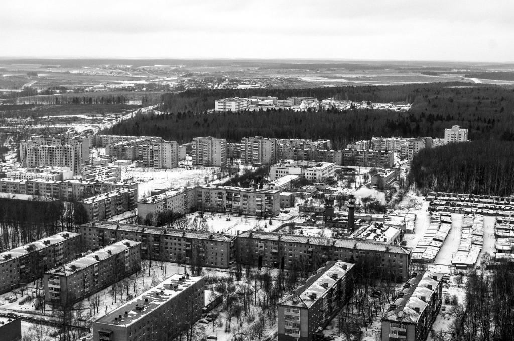 Полёт на вертолете над Владимирской областью 33