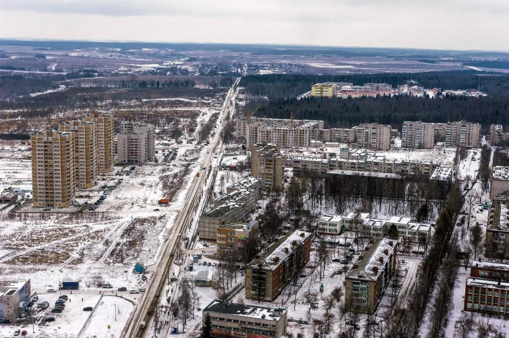 Полёт на вертолете над Владимирской областью 34