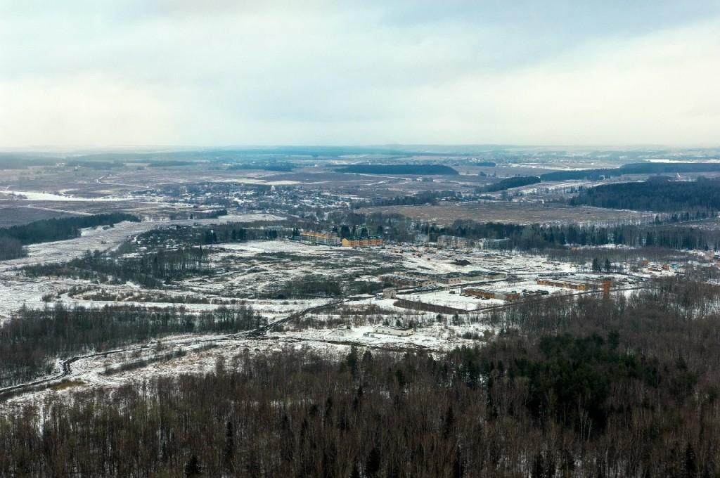 Полёт на вертолете над Владимирской областью 35
