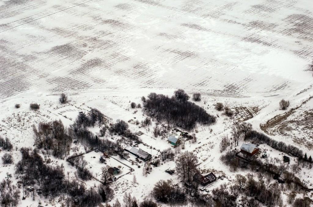 Полёт на вертолете над Владимирской областью 43