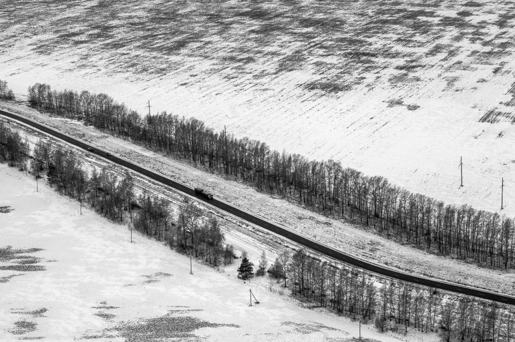 Полёт на вертолете над Владимирской областью 45