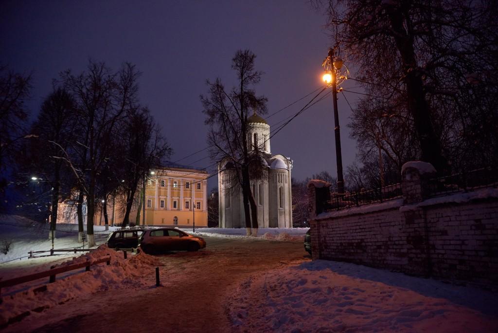 Предновогодний Владимир - к встрече главного праздника готов! 06