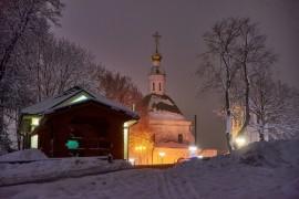 Сказочные декабрьские вечера ( во Владимире )