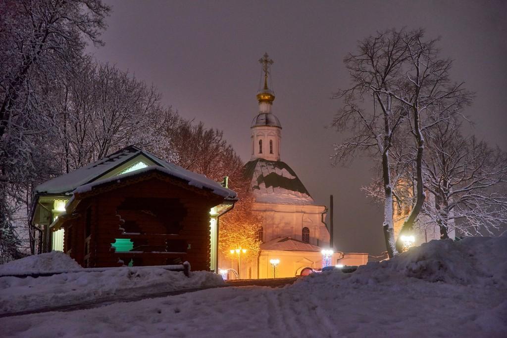 Сказочные декабрьские вечера ( во Владимире ) 01