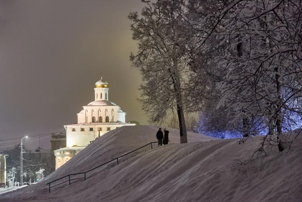 Сказочные декабрьские вечера ( во Владимире ) 02