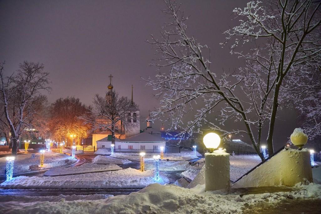 Сказочные декабрьские вечера ( во Владимире ) 03