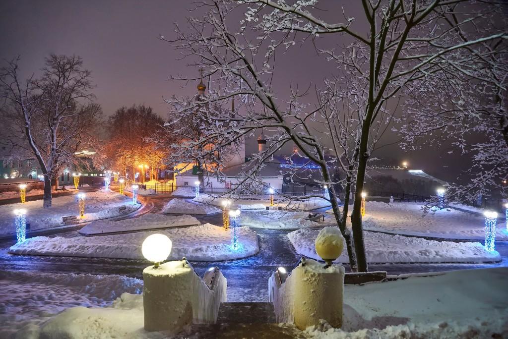 Сказочные декабрьские вечера ( во Владимире ) 04