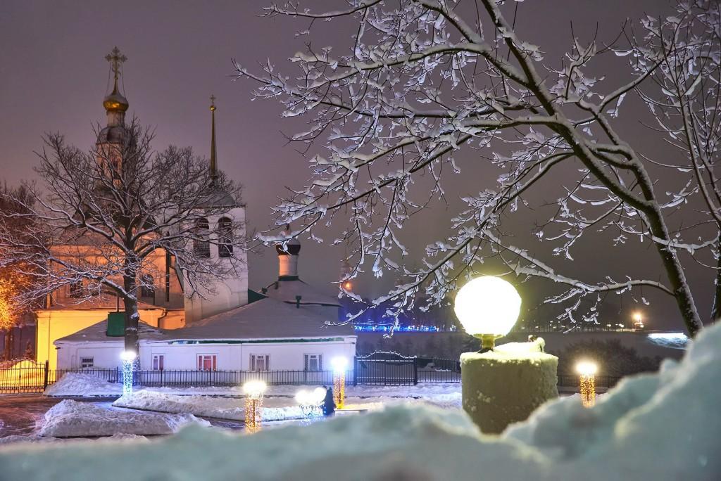 Сказочные декабрьские вечера ( во Владимире ) 05