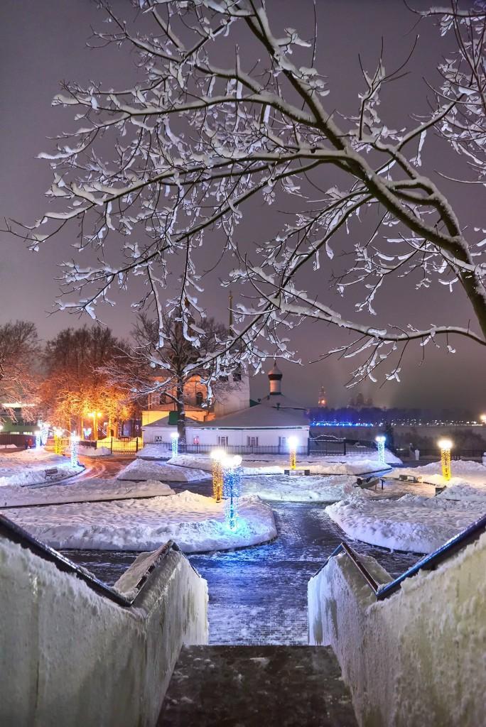 Сказочные декабрьские вечера ( во Владимире ) 06