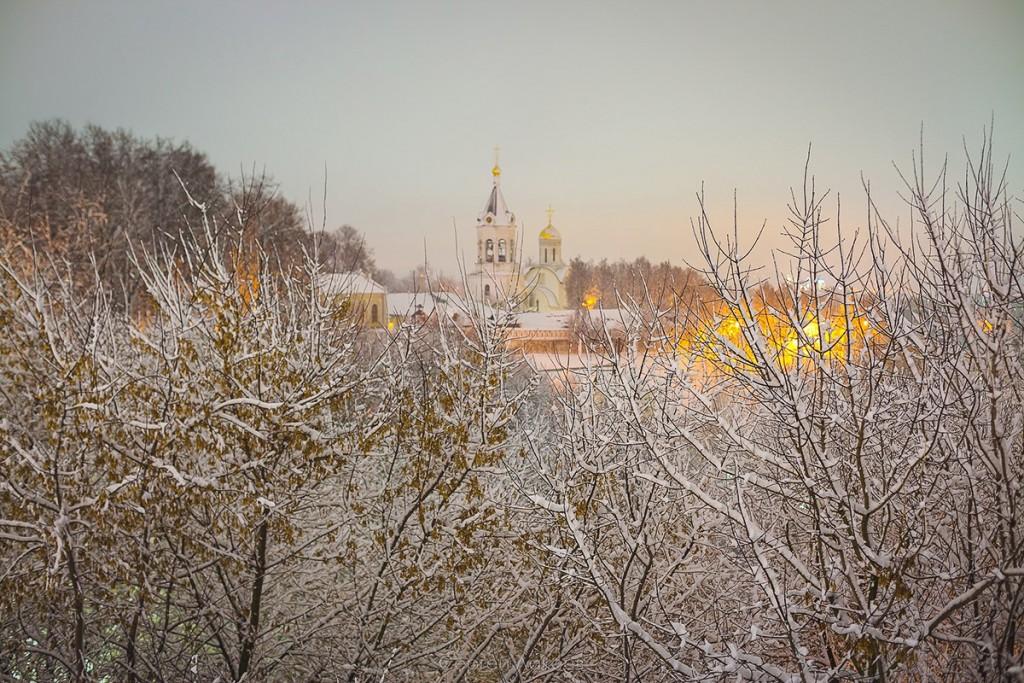 #Снегопад #Зима #Владимир 03