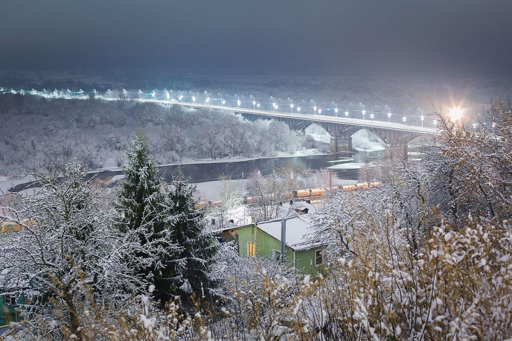 #Снегопад #Зима #Владимир 04