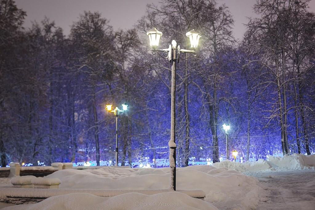 #Снегопад #Зима #Владимир 05