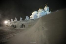 Снежный Владимир, ноябрь 2017