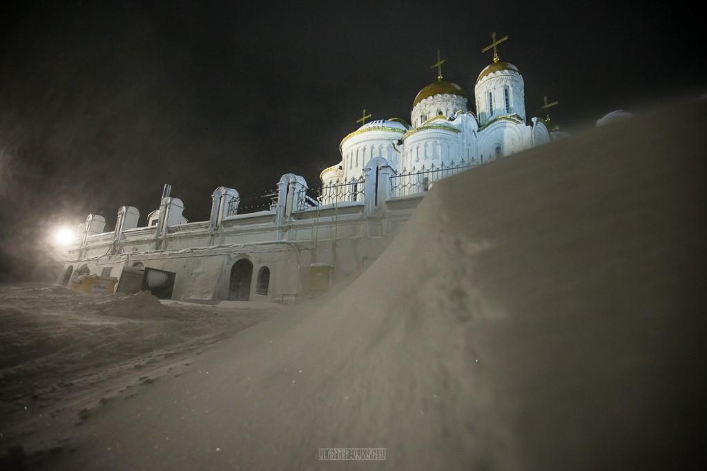 Снежный Владимир, ноябрь 2017 01