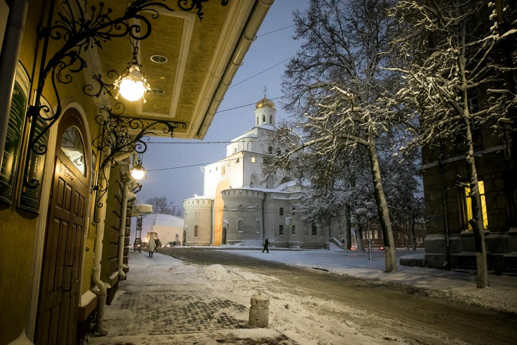 Снежный Владимир, ноябрь 2017 02