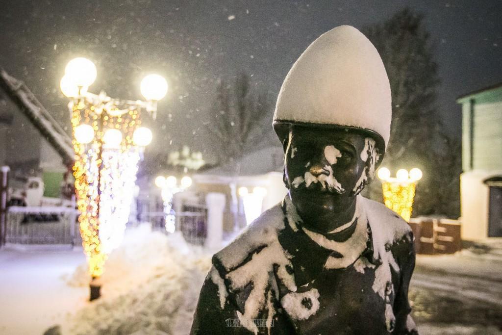Снежный Владимир, ноябрь 2017 03
