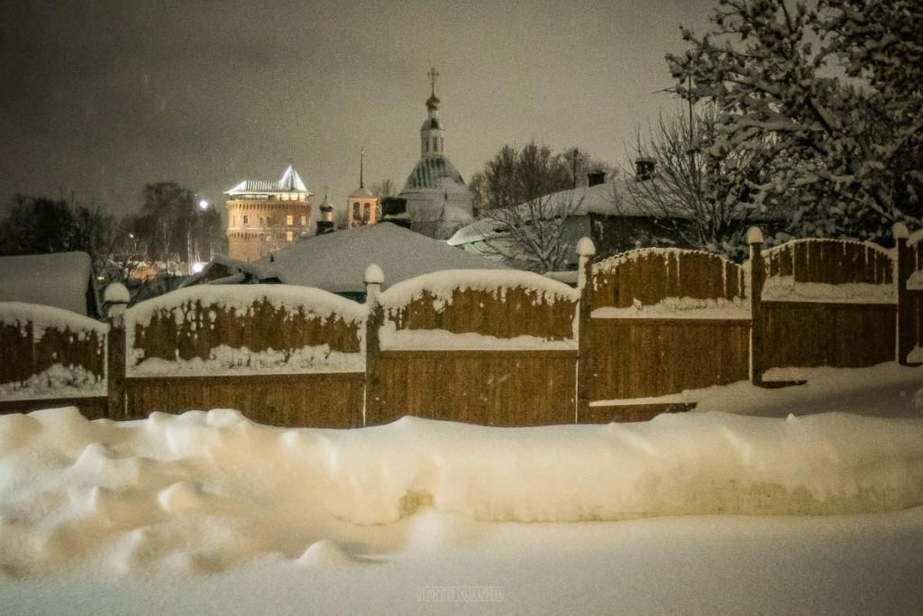 Снежный Владимир, ноябрь 2017 04