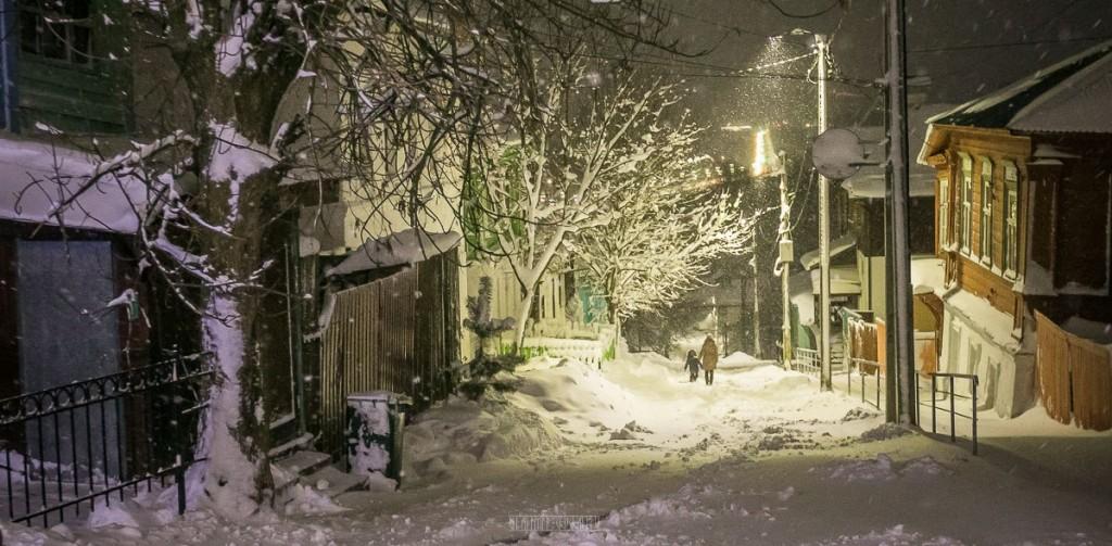 Снежный Владимир, ноябрь 2017 06