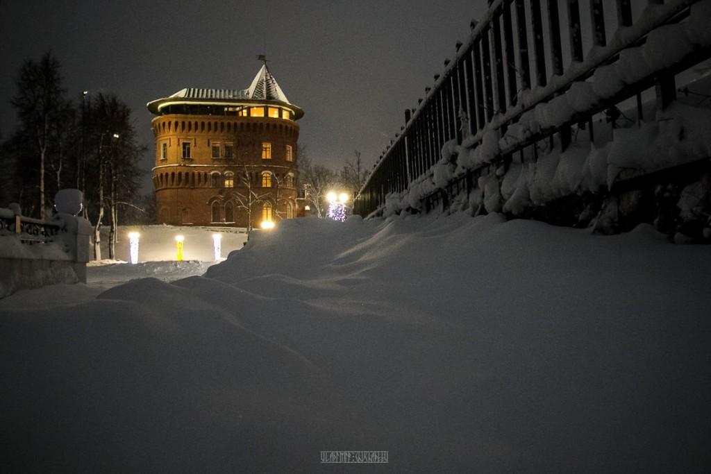 Снежный Владимир, ноябрь 2017 07