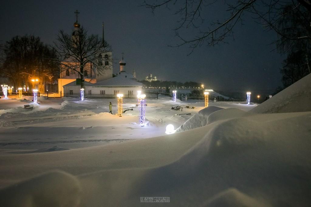 Снежный Владимир, ноябрь 2017 08