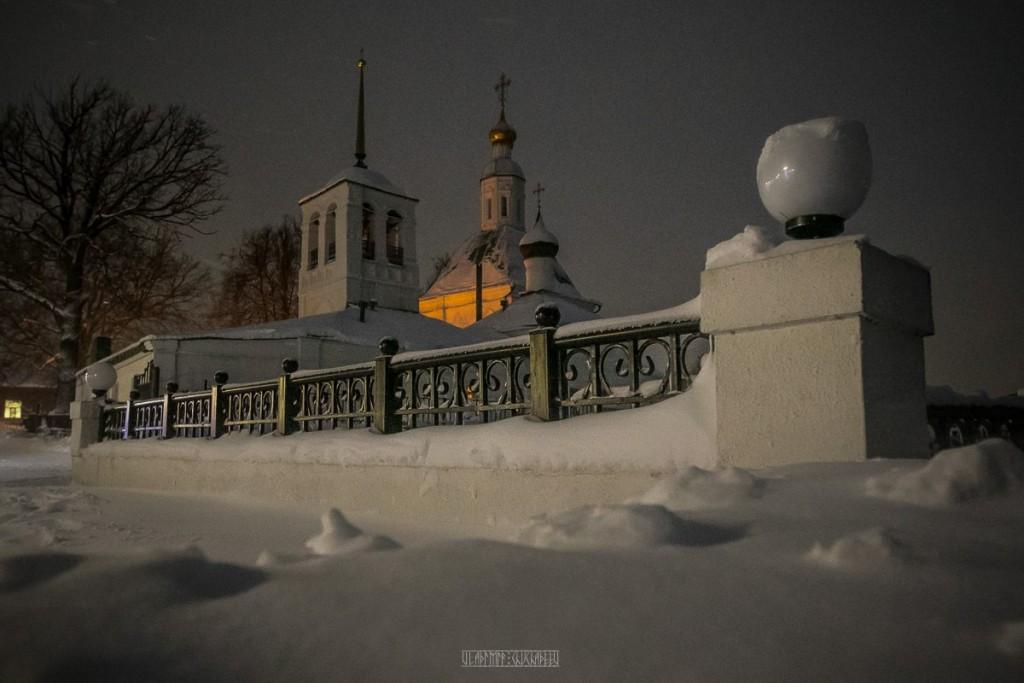 Снежный Владимир, ноябрь 2017 09