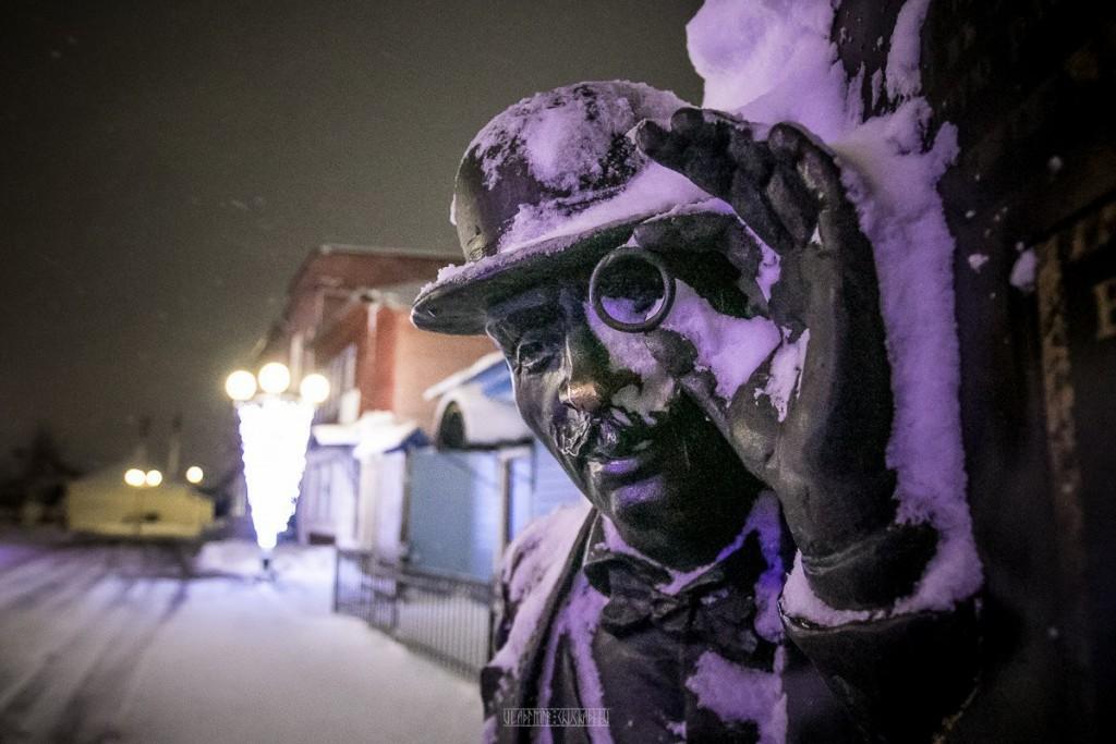 Снежный Владимир, ноябрь 2017 10