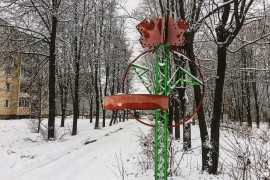 Арт-объект в Ставрово, Собинского района
