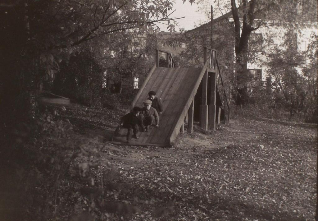 Старый Парк Пушкина, Ковров