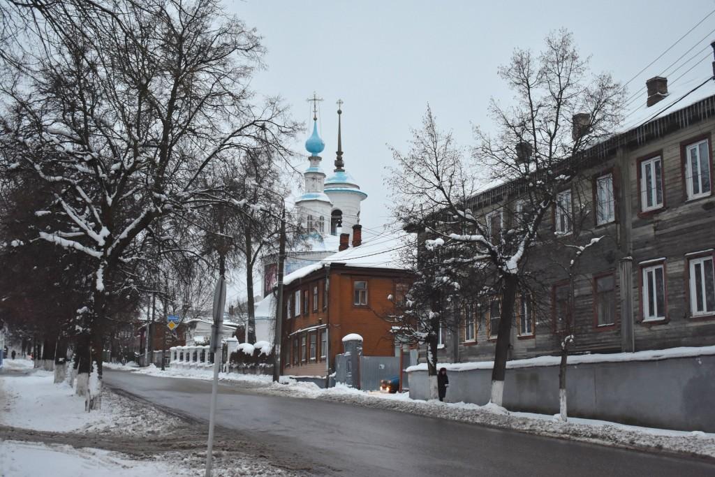 Троицкая церковь на улице Музейной, г. Владимир 01